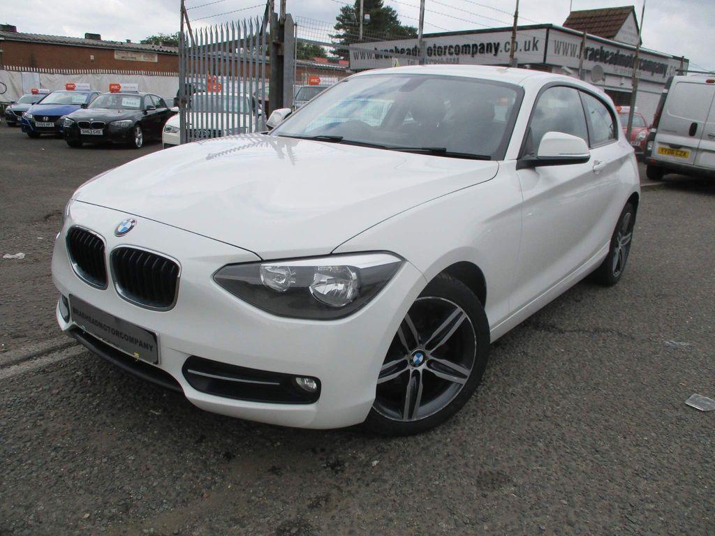 BMW 1 Series Hatchback 1.6 114i Sport Sports Hatch (s/s) 3dr