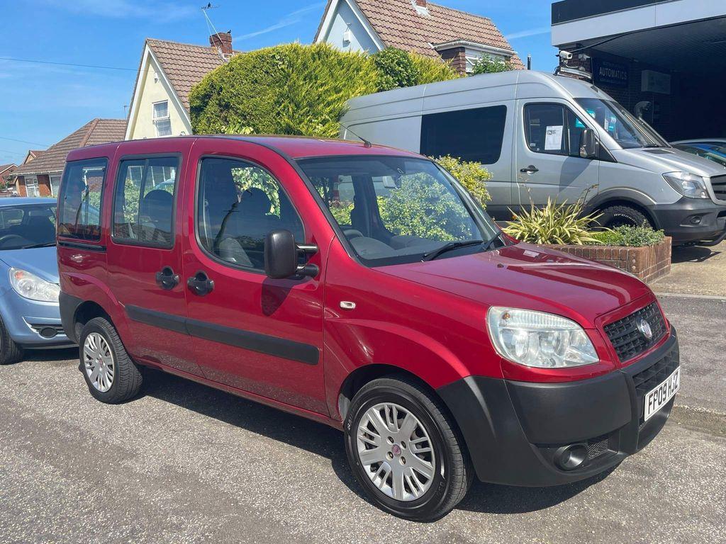 Fiat Doblo Estate 1.4 8v Active 5dr