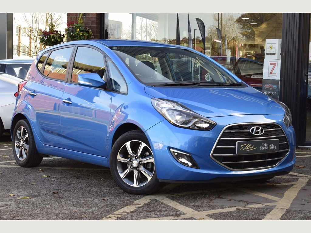 Hyundai ix20 MPV 1.6 SE Nav Auto 5dr