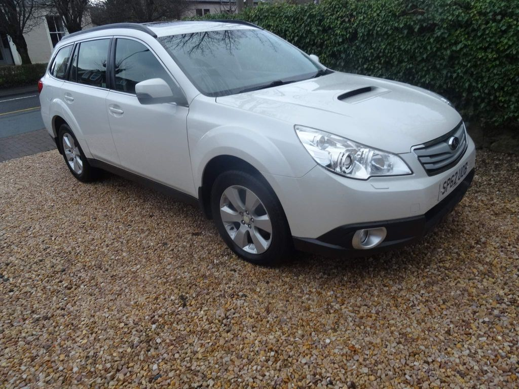 Subaru Outback Estate 2.0 D S AWD 5dr