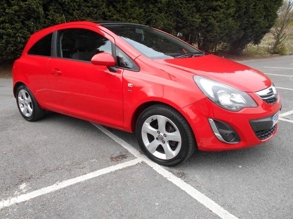 Vauxhall Corsa Hatchback 1.3 CDTi ecoFLEX 16v SXi (s/s) 3dr (a/c)