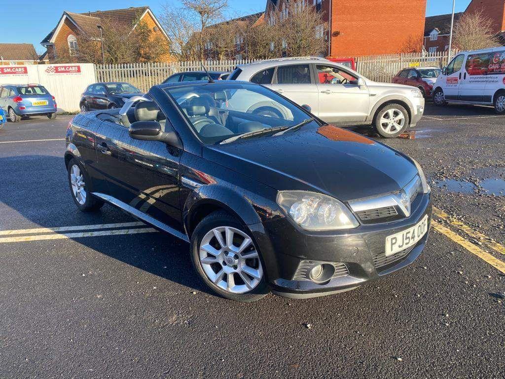 Vauxhall Tigra Convertible 1.4 i 16v Sport Cabriolet 2dr