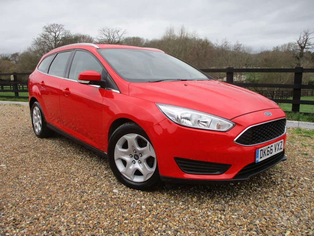 Ford Focus Estate 1.5 TDCi Style Powershift (s/s) 5dr