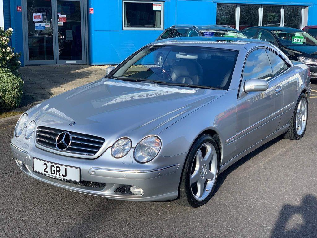 Mercedes-Benz CL Coupe 6.0 CL600 2dr