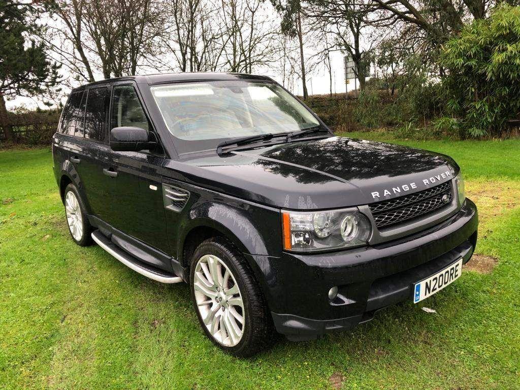 Land Rover Range Rover Sport SUV hse