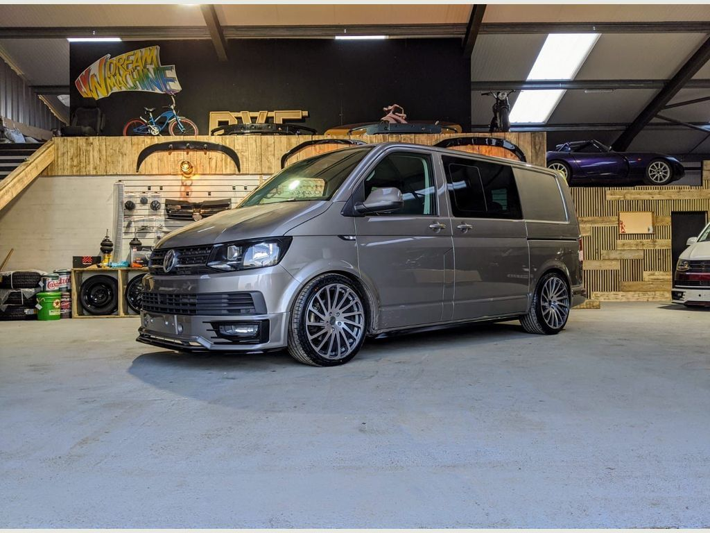 Volkswagen Transporter Other 2.0 TDI T30 BlueMotion Tech Highline Kombi DSG FWD 5dr