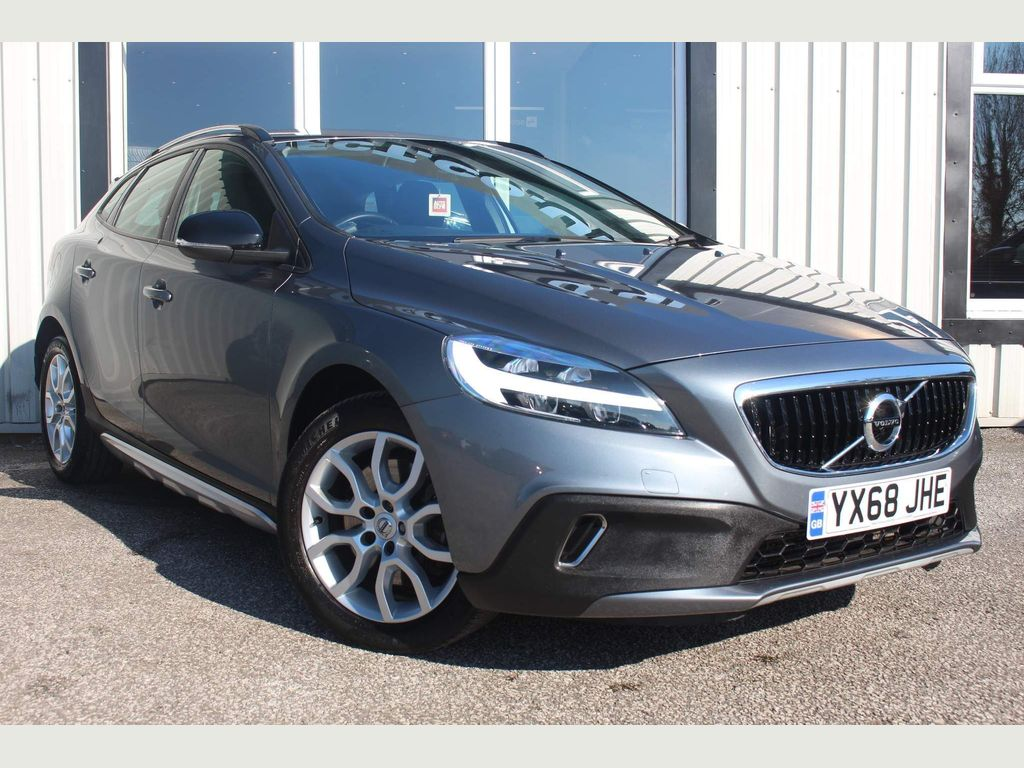 Volvo V40 Cross Country Hatchback 1.5 T3 GPF Cross Country Auto (s/s) 5dr