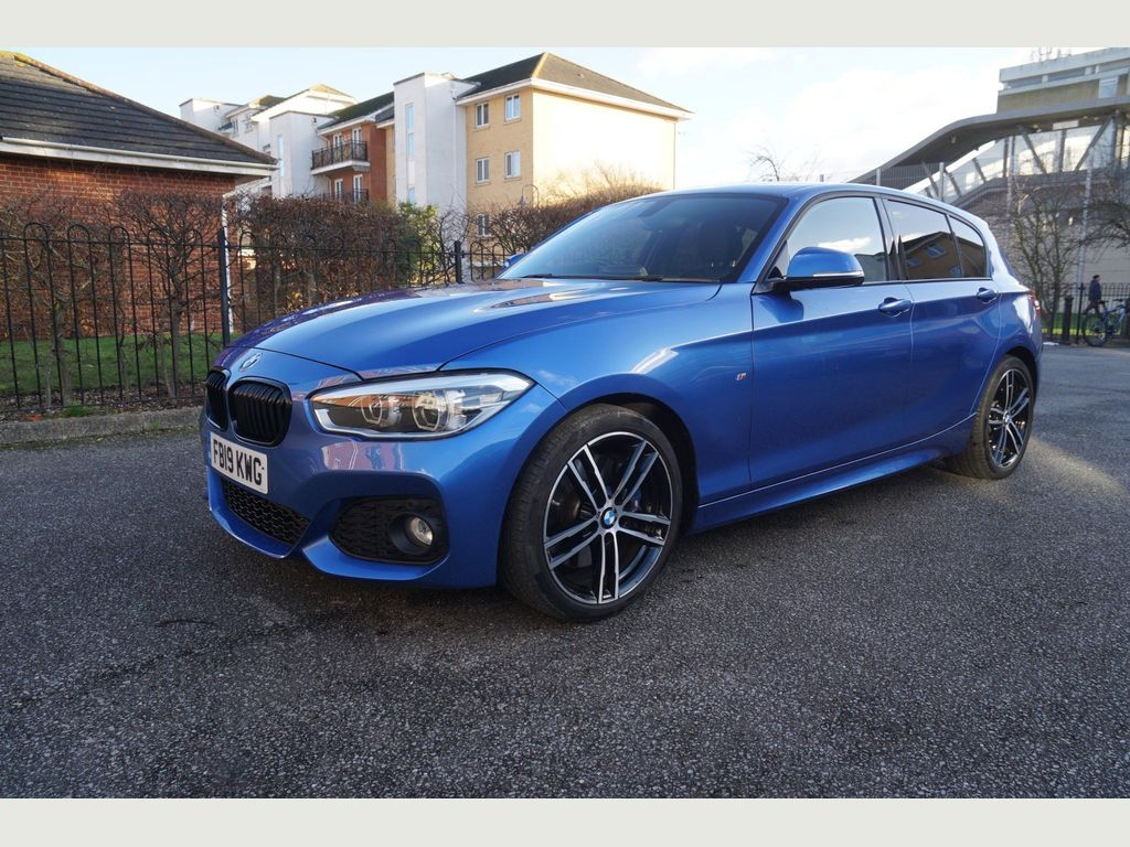 BMW 1 Series Hatchback 1.5 118i GPF M Sport Shadow Edition Sports Hatch Auto (s/s) 5dr