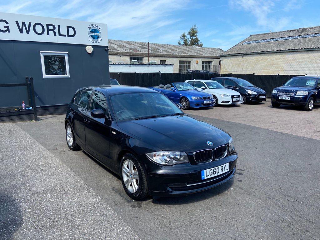 BMW 1 Series Hatchback 2.0 118d SE Auto 5dr