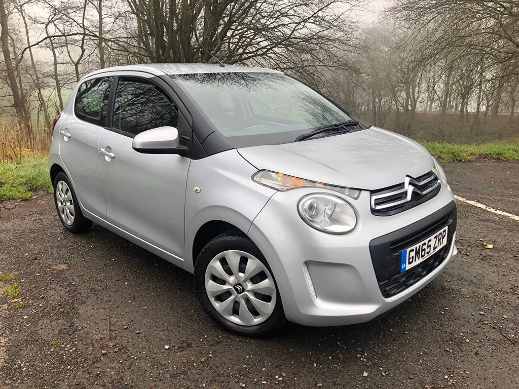 Citroen C1 Hatchback 1.0 VTi Feel 5dr