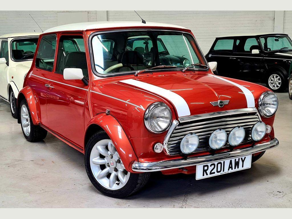 Rover Mini Saloon 1.3 Cooper 2dr