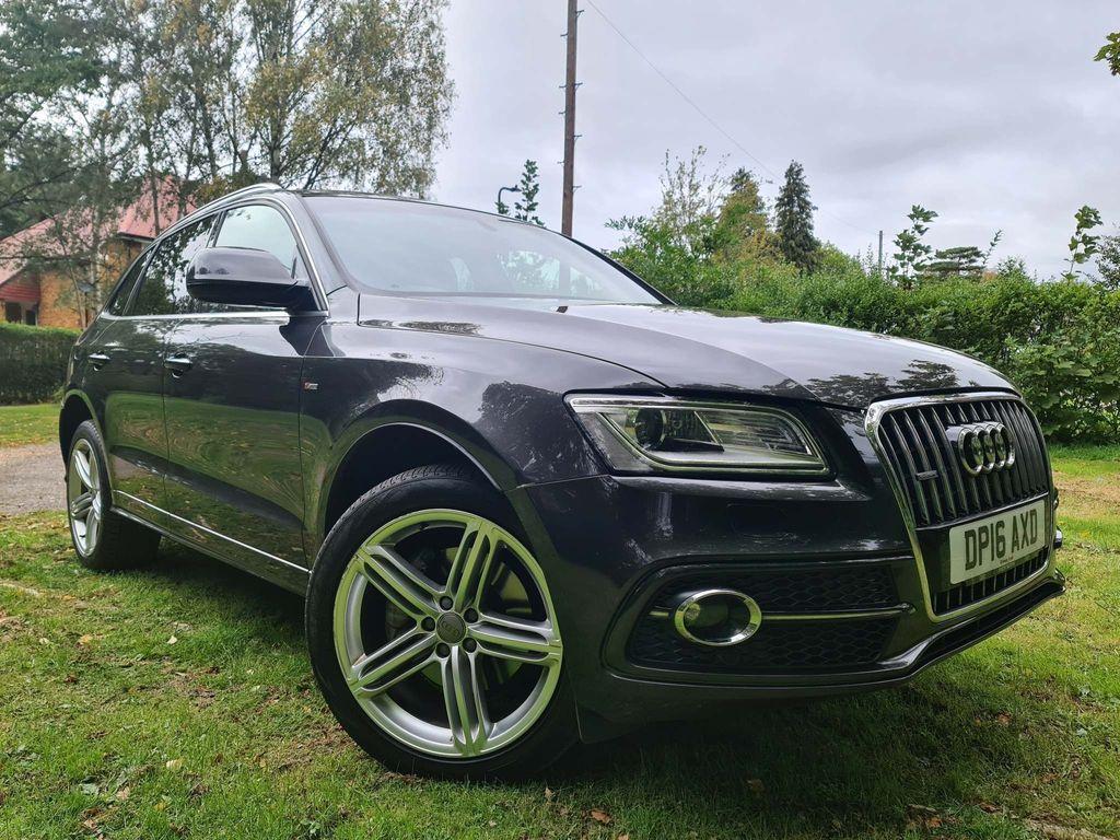 Audi Q5 SUV 3.0 TDI S line Plus S Tronic quattro (s/s) 5dr