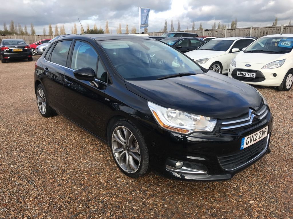 Citroen C4 Hatchback 1.6 VTi 16v Exclusive 5dr