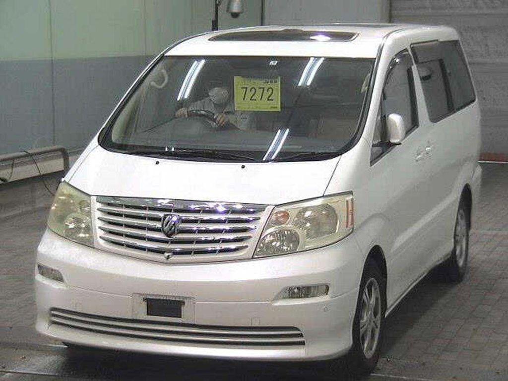 Toyota Alphard MPV 2.4 AX L Edition