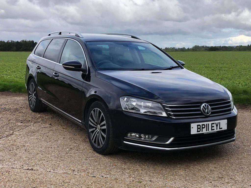 Volkswagen Passat Estate 1.6 TDI BlueMotion Tech Sport 5dr