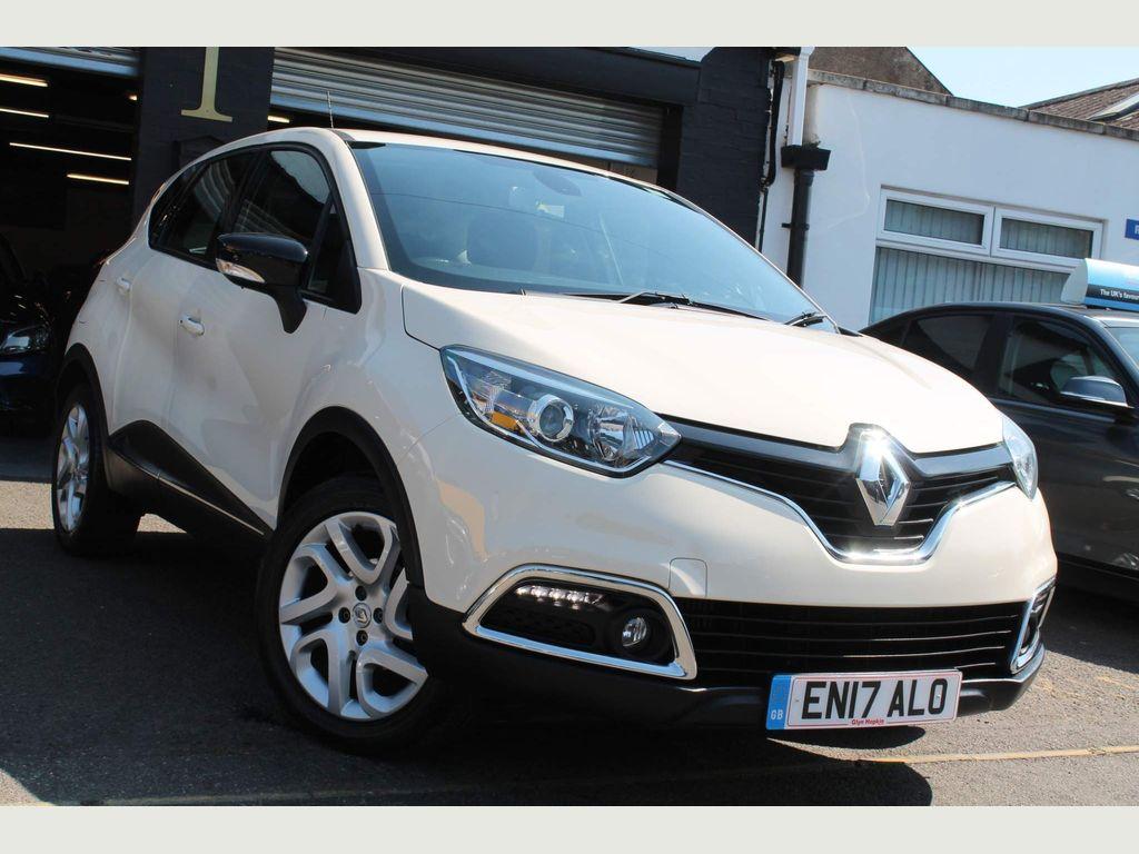 Renault Captur SUV 0.9 TCe Dynamique Nav (s/s) 5dr