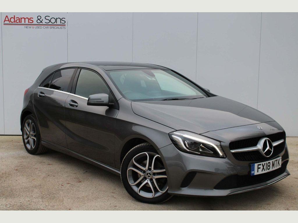 Mercedes-Benz A Class Hatchback 2.1 A200d Sport Edition Plus 7G-DCT (s/s) 5dr
