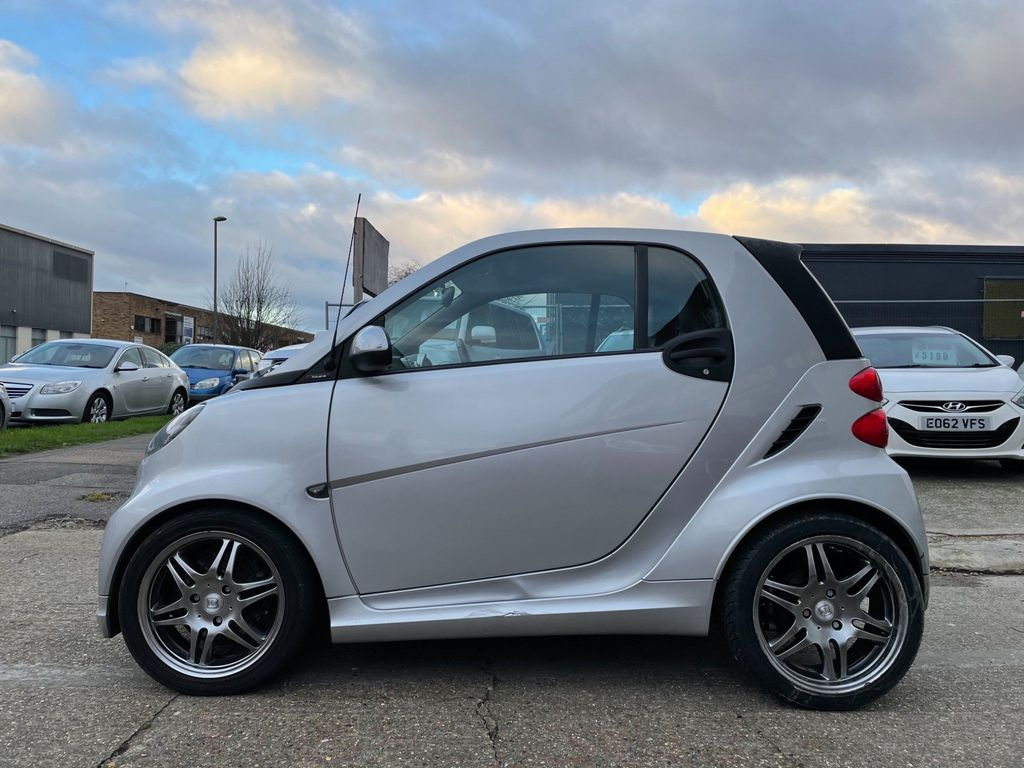Smart fortwo Coupe 1.0 BRABUS 2dr
