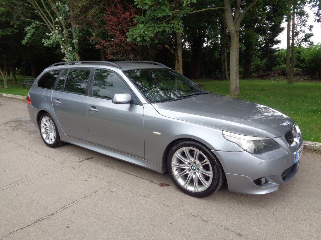 BMW 5 Series Estate 2.5 525i M Sport Touring 5dr