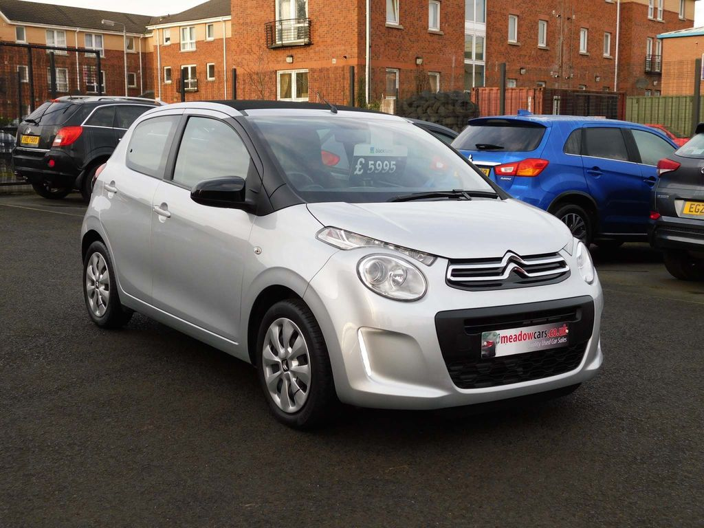 Citroen C1 Convertible 1.0 VTi Feel Airscape 5dr (EU6)