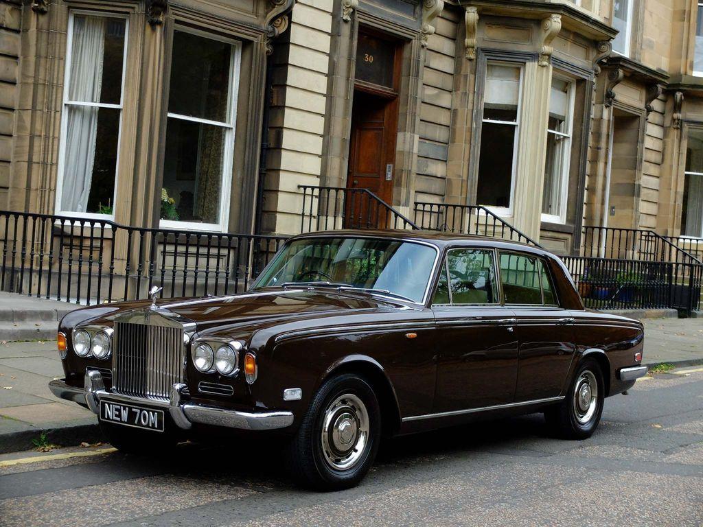 Rolls-Royce Silver Shadow Saloon 6.8 I 4dr