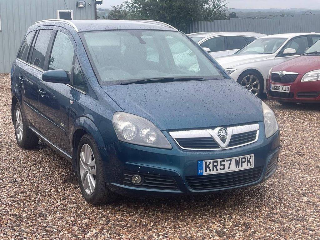 Vauxhall Zafira MPV 1.8 16V Club 5dr