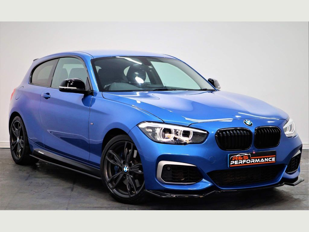 BMW 1 Series Hatchback 3.0 M140i Shadow Edition Sports Hatch Auto (s/s) 3dr