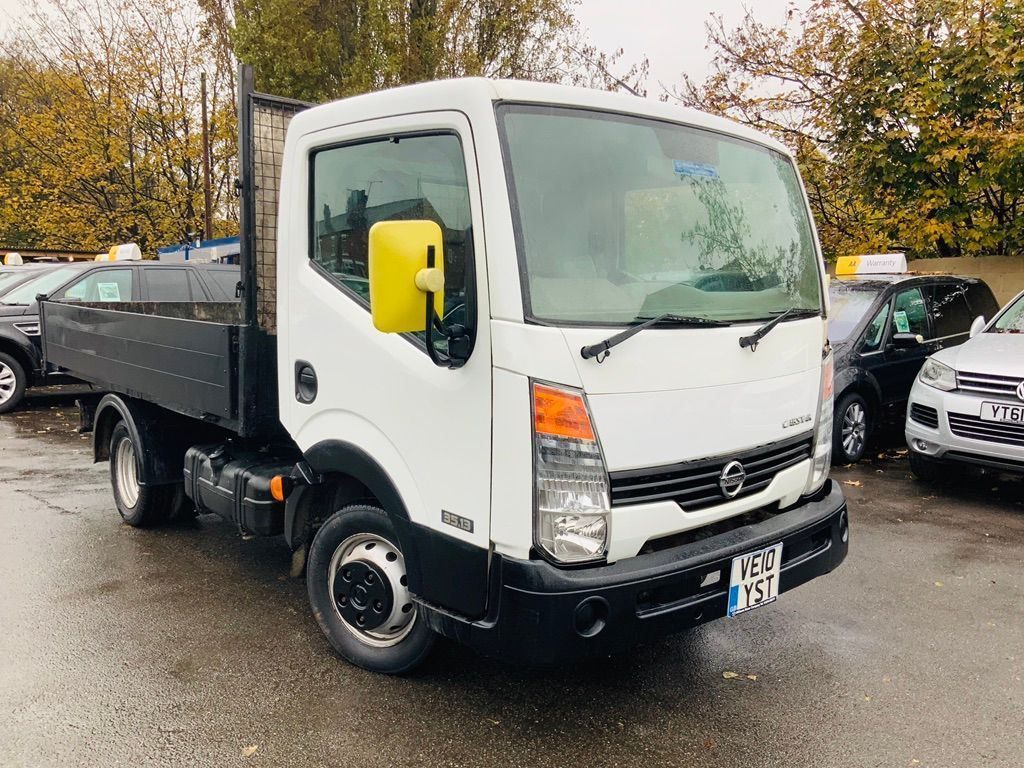 Nissan Cabstar Chassis Cab 2.5 dCi 34.12 Basic Tipper 2dr (SWB)