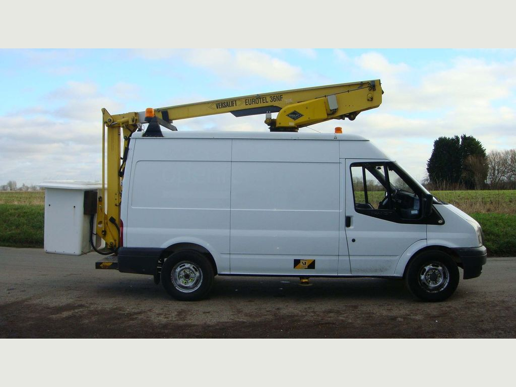 Ford Transit Panel Van CHERRYPICKER 13.2M 2MAN ACCESS PLATFORM