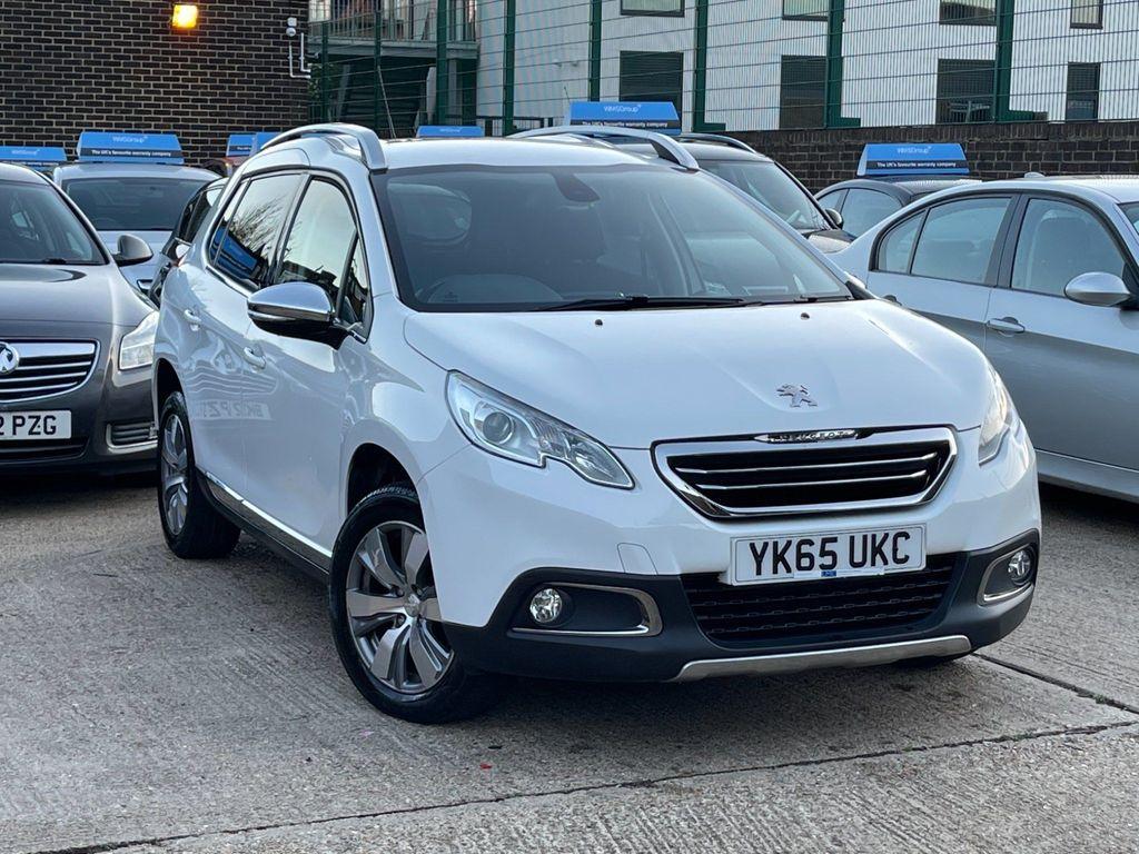 Peugeot 2008 SUV 1.6 e-HDi Allure EGC (s/s) 5dr