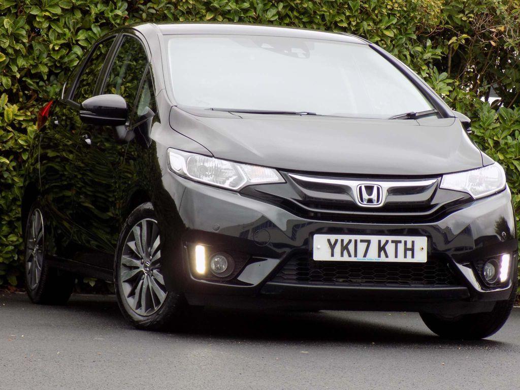 Honda Jazz Hatchback 1.3 i-VTEC EX Navi (s/s) 5dr