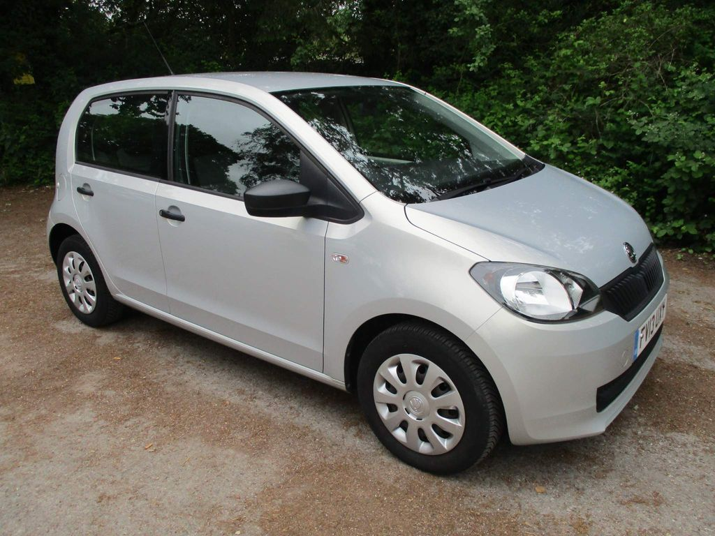 SKODA Citigo Hatchback 1.0 MPI S ASG 5dr