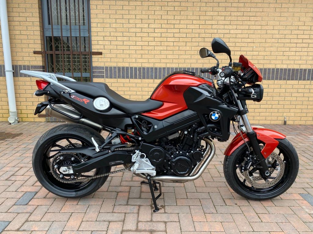 BMW F800R Naked 800 R ABS Naked