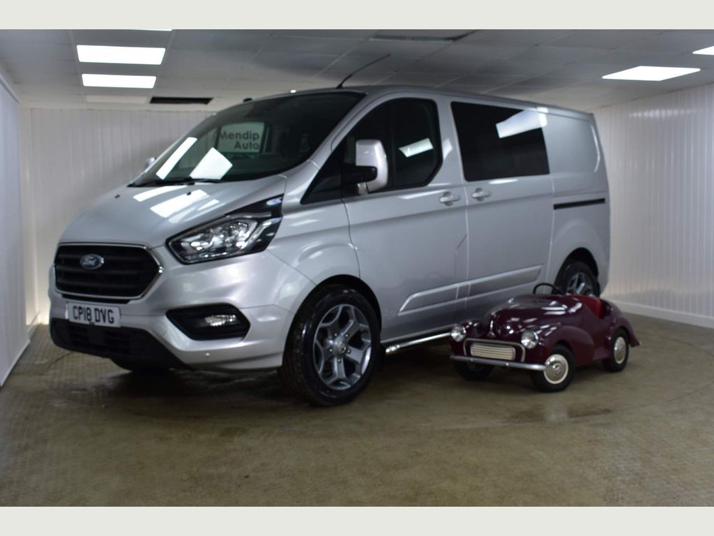 Ford TRANSIT CUSTOM Unlisted MOTOR HOME