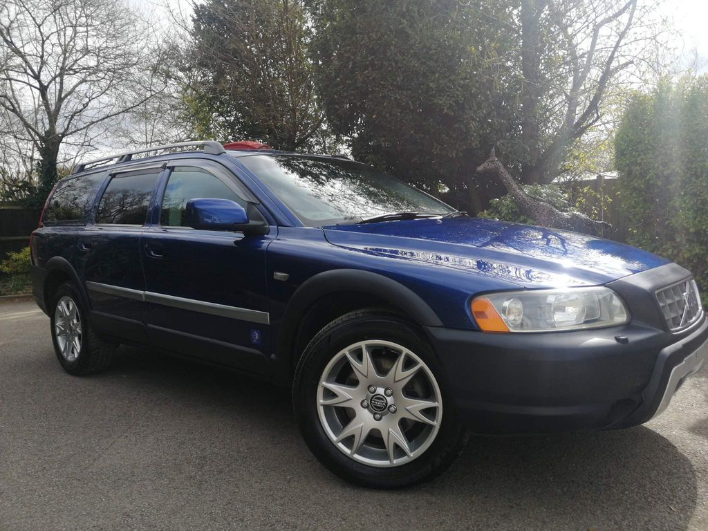 Volvo XC70 Estate 2.5 T SE Lux Volvo Ocean Race Geartronic