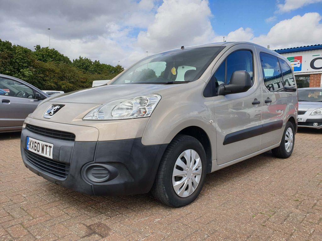 Peugeot Partner Tepee MPV 1.6 16v Tepee Urban 5dr