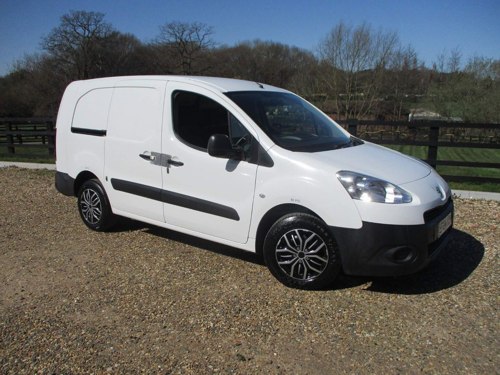 Peugeot Partner Panel Van 1.6 eHDi SE L2 750 (s/s) 4dr