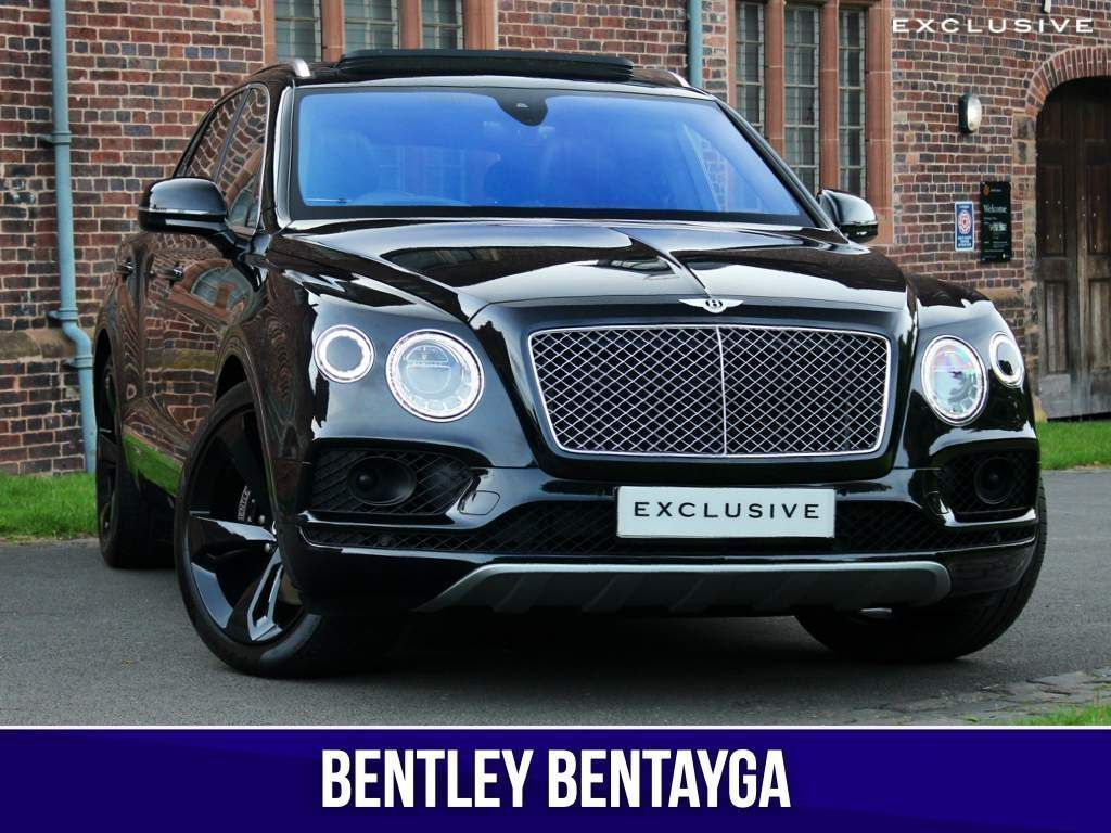 Bentley Bentayga SUV MULSANNE - FLYING SPUR - CONTINENTAL GT