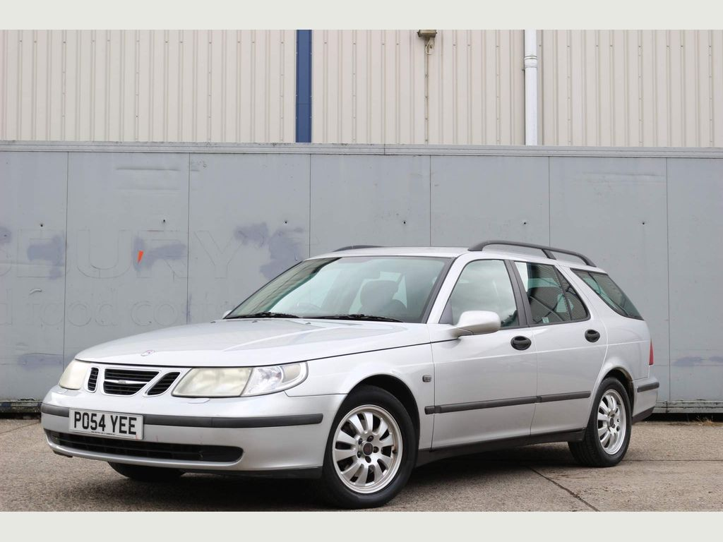 Saab 9-5 Estate 2.2 TiD Linear 5dr