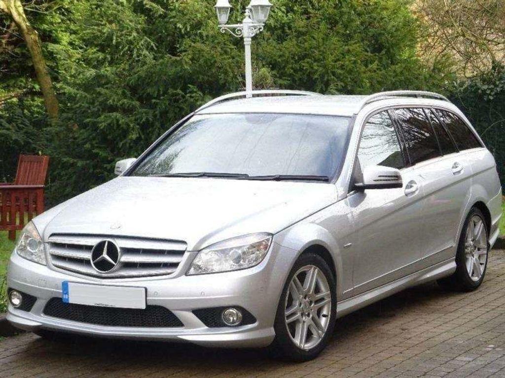 Mercedes-Benz C Class Estate 2.1 C220 CDI BlueEFFICIENCY Sport 5dr