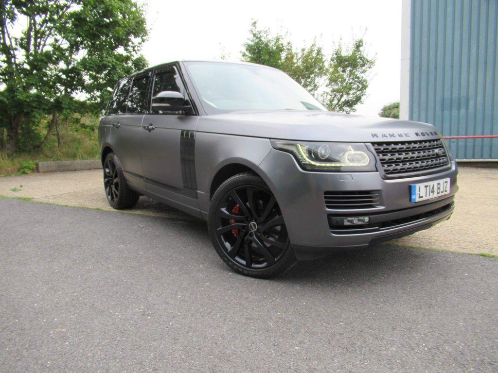 Land Rover Range Rover SUV 3.0 TD V6 Vogue SE Auto 4WD (s/s) 5dr (EU5)