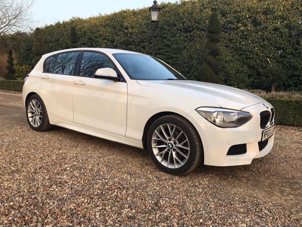 BMW 1 Series Hatchback 2.0 118d M Sport Sports Hatch (s/s) 5dr