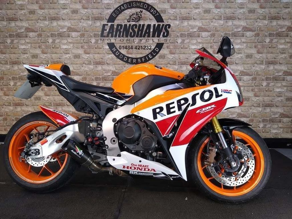 Honda CBR1000RR Fireblade Super Sports 1000 Fireblade eC-ABS Super Sports