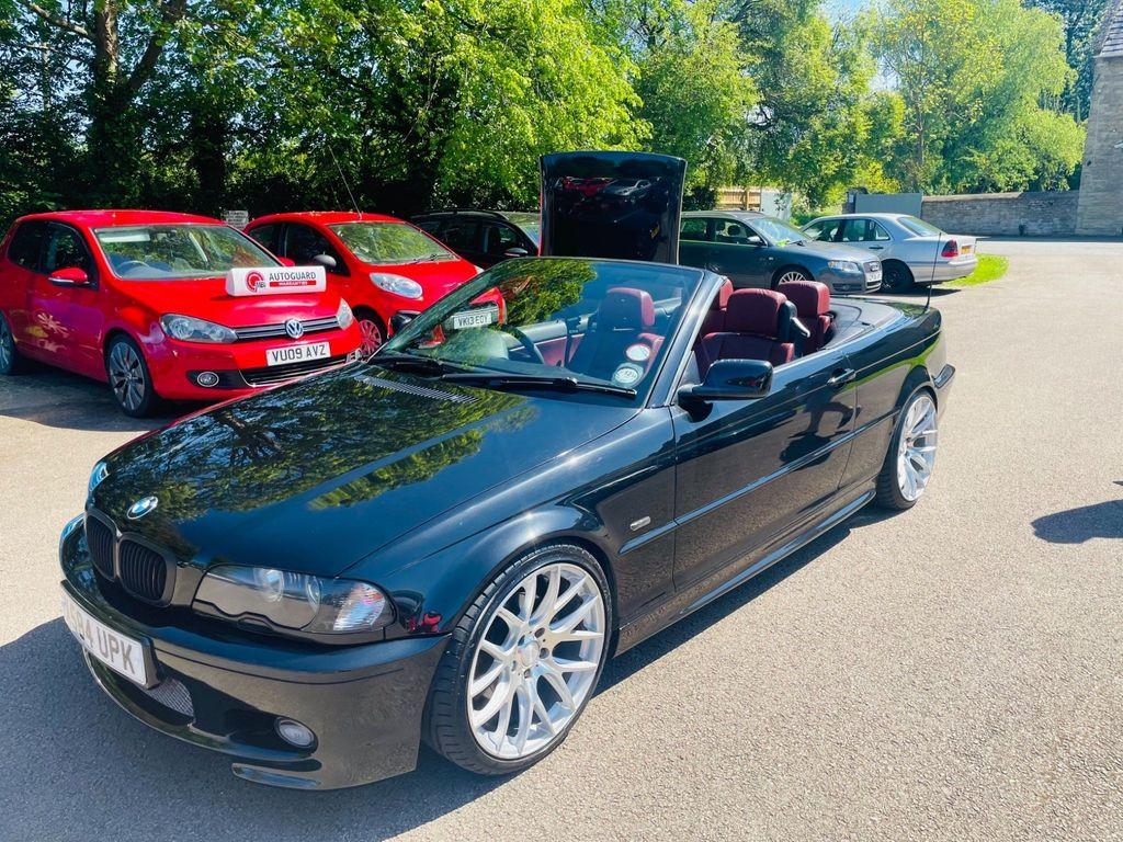 BMW 3 Series Convertible 2.5 323Ci 323 Auto 2dr
