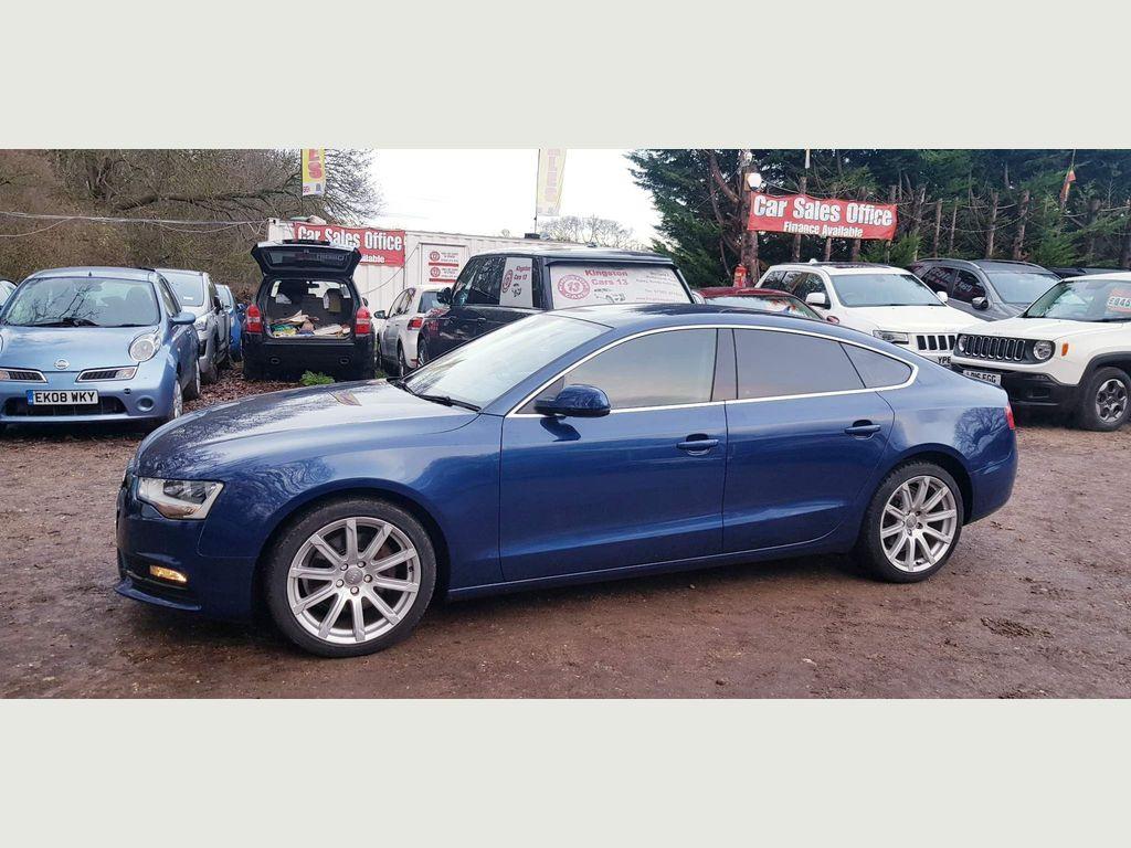 Audi A5 Hatchback 2.0 TFSI SE Technik Sportback quattro 5dr