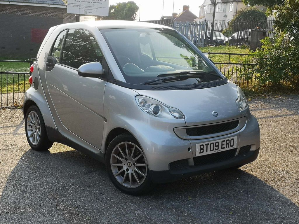 Smart fortwo Coupe 0.8 CDI Passion 2dr