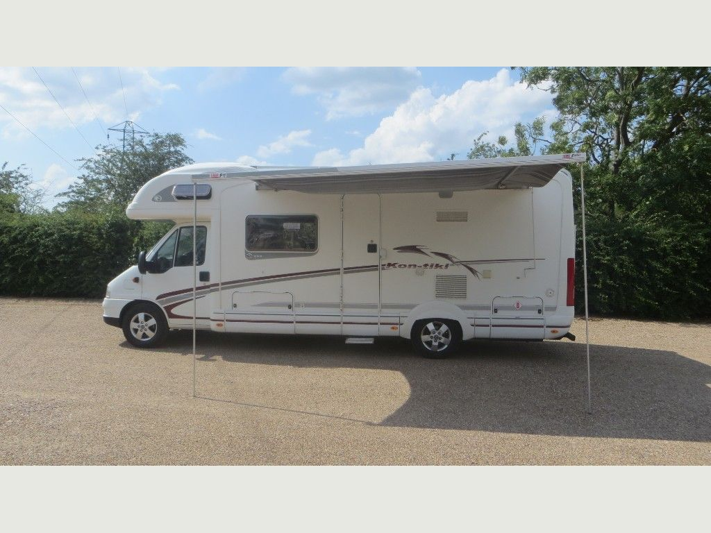 Swift Kon-Tiki 655 Motorhome Swift Kon tiki Manual