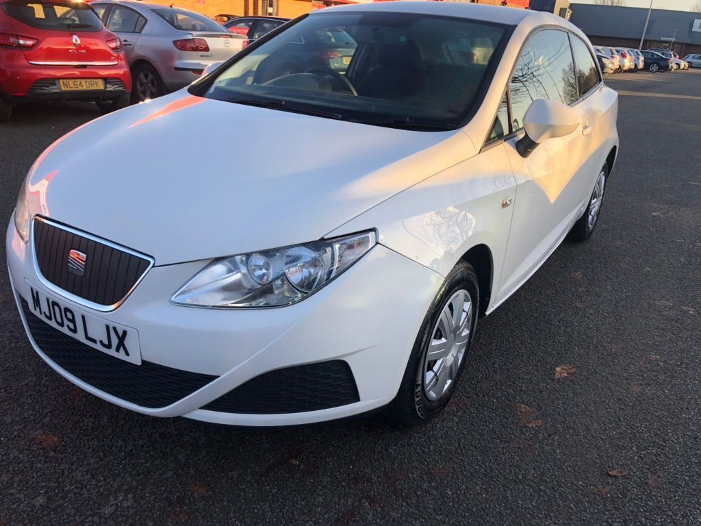SEAT Ibiza Hatchback 1.4 TDI DPF S SportCoupe 3dr (a/c)