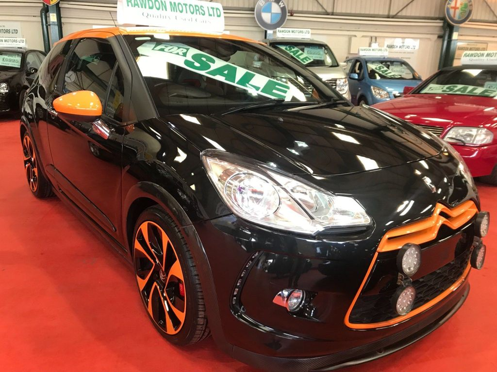 Citroen DS3 Hatchback 1.6 THP Racing 3dr