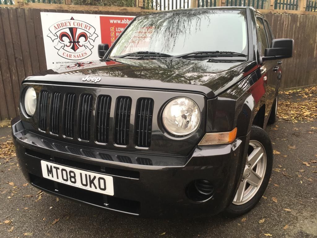 Jeep Patriot SUV 2.0 CRD Sport 4x4 5dr
